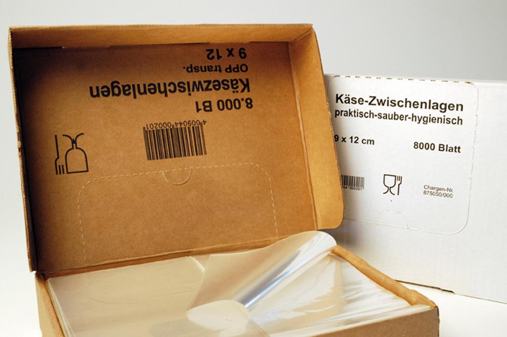 einwickelpapier für käse